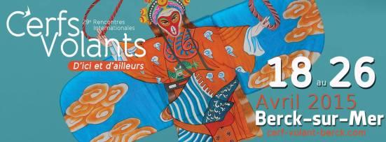 29e Rencontres Internationales de Cerfs-Volants de Berck sur Mer